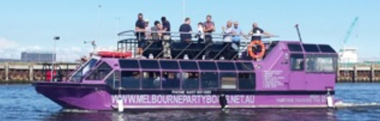 Melbourne Party Boats